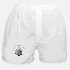 Toast the Couple Boxer Shorts