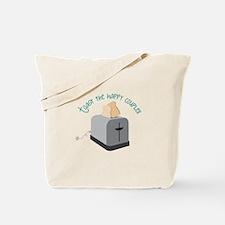 Toast the Couple Tote Bag