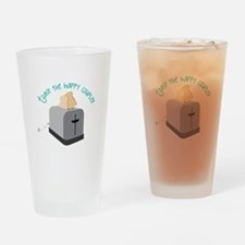 Toast the Couple Drinking Glass