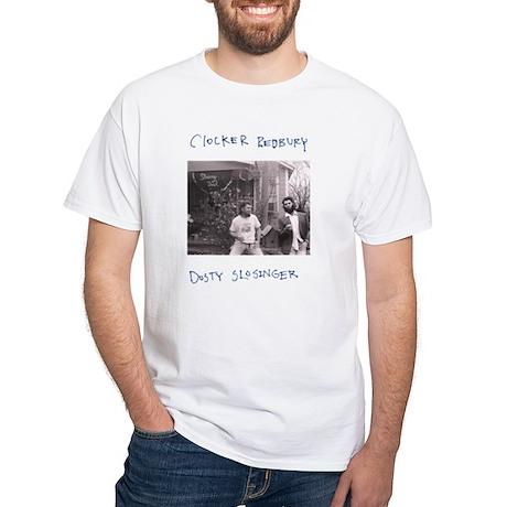 Slosinger Redbury White T-Shirt