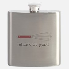 Whisk it Good Flask