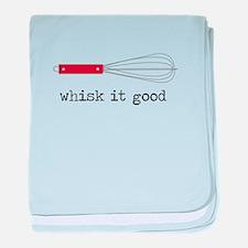 Whisk it Good baby blanket