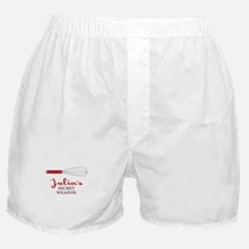 Personal Chef Whisking Boxer Shorts