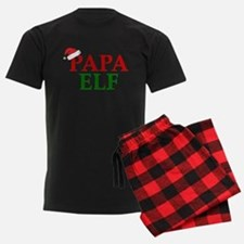 PAPA ELF Pajamas