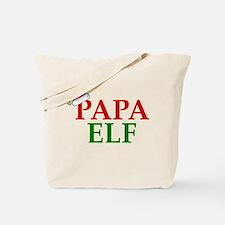 PAPA ELF Tote Bag