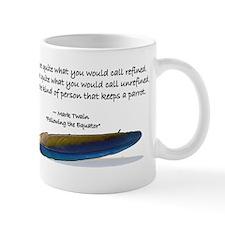 Unique Feathers Mug