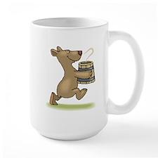 Bear With Soup Mugs