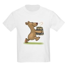 Bear With Soup T-Shirt