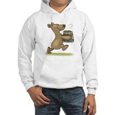 Bear With Soup Hoodie