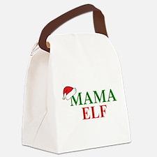 MAMA ELF Canvas Lunch Bag