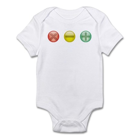 Close Min Max Infant Bodysuit