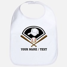 Custom Name/Text Baseball Gear Bib