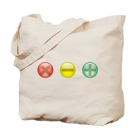 Close Min Max Tote Bag
