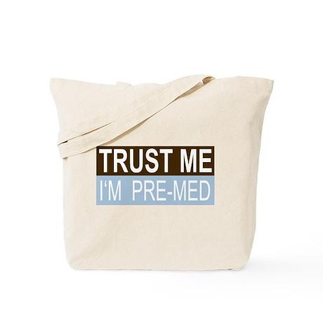 Pre-Med Designs Tote Bag