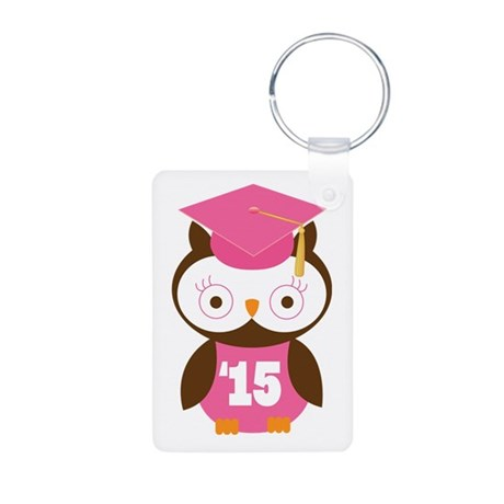 Class Of 2015 Aluminum Photo Keychain Keychains