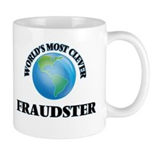 World's Most Clever Fraudster Mugs