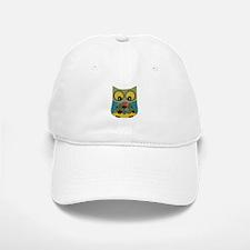Colorful Owl Baseball Baseball Baseball Cap