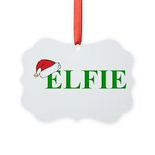 ELFIE Ornament