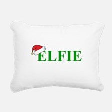 ELFIE Rectangular Canvas Pillow