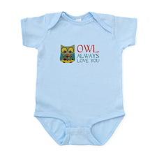 Owl Always Love You Body Suit