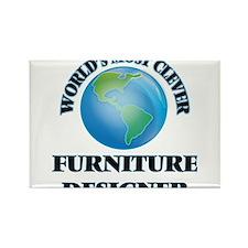 World's Most Clever Furniture Designer Magnets