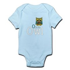 O for Owl Body Suit