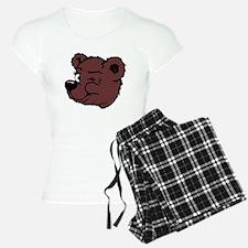 Bear Winking Pajamas