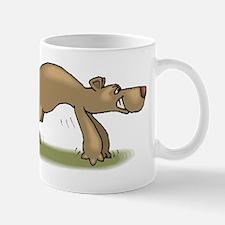 Bear Tiptoeing Mugs