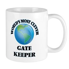 World's Most Clever Gate Keeper Mugs