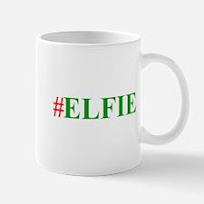 HASHTAG ELFIE Mugs