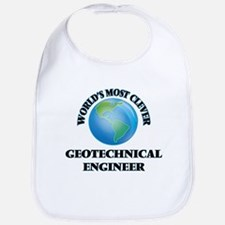 World's Most Clever Geotechnical Engineer Bib
