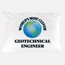 World's Most Clever Geotechnical Engin Pillow Case