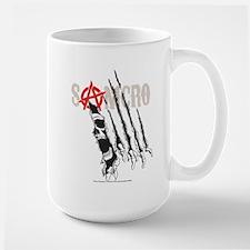 SAMCRO Torn Large Mug