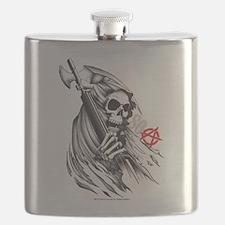 SOA Reaper Face Flask