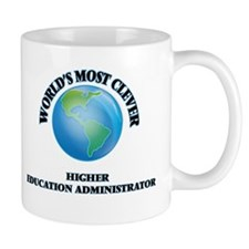 World's Most Clever Higher Education Administ Mugs