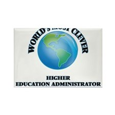World's Most Clever Higher Education Admin Magnets