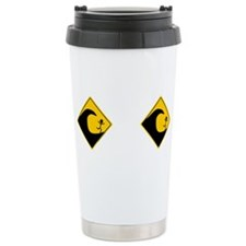 Unique Earthquake Travel Mug