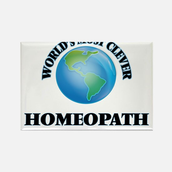 World's Most Clever Homeopath Magnets
