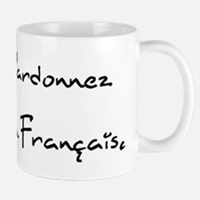 Funny French teacher Mug
