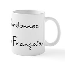 Cute French language Mug