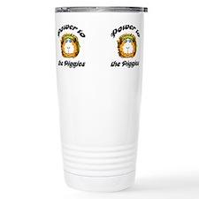 Funny Guinea pig Travel Mug