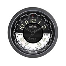 Vanguard X-Treme Wall Clock