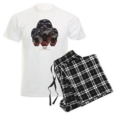 SOA Skulls pajamas