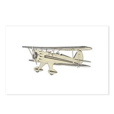 Waco Biplane Postcards (Package of 8)