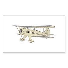 Waco Biplane Decal