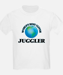 World's Most Clever Juggler T-Shirt