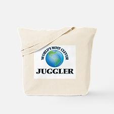 World's Most Clever Juggler Tote Bag