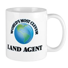 World's Most Clever Land Agent Mugs