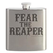 Fear the Reaper Flask