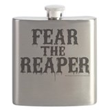 Fear the reaper Flask Bottles